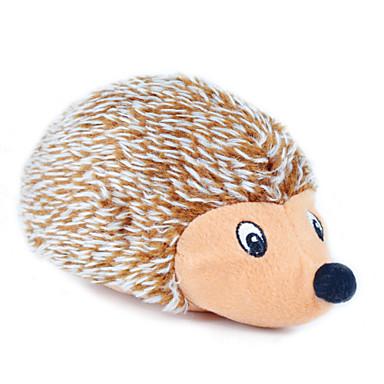 Kissan lelu Koiran lelu Lemmikkieläinten lelut Plush-lelu Kitistä Siili Siili tekstiili Lemmikit