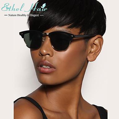 na lageru celebrity stilu ravno ljudske kose niti čipke perika brazilski djevičanska ljudskih perika kosu