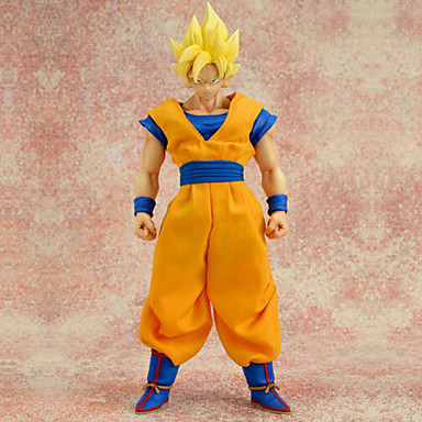 Anime Action Figurer Inspirert av Dragon Ball Cosplay PVC 26 CM Modell Leker Dukke