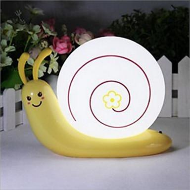 etana lamppu pään sängyn usb hätä johti yövalo lapsille huoneen sisustuksessa (random väri)