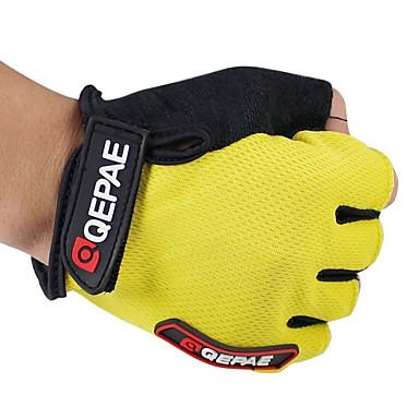 QEPAE Activități/ Mănuși de sport Mănuși pentru ciclism Keep Warm Respirabil Rezistent la uzură Anti-derapare Protector Rezistent la șoc