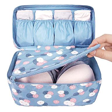 Lagerungskisten mit Eigenschaft ist Mit Verschluss , Für Unterwäsche Stoff