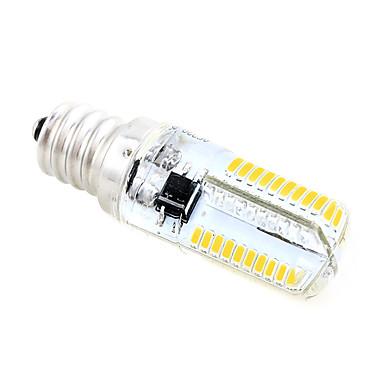 5W 400-450 lm E12 LED Mais-Birnen T 80 Leds SMD 3014 Warmes Weiß Kühles Weiß Wechselstrom 220-240V