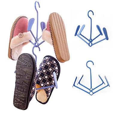 סוג הפעילות מתקפל ייבוש הצבע האקראי מתלת נעלי אוויר נעליים