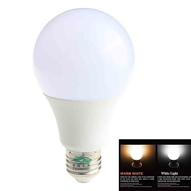7W E26/E27 LED gömbbúrás izzók A60(A19) 14 SMD 5730 560 lm Hideg fehér Dekoratív AC 85-265 V 1 db.