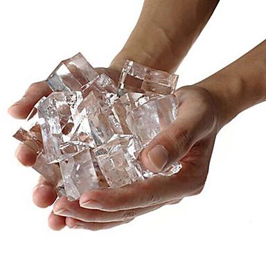 Props Magic absorção de água cubo de gelo de expansão