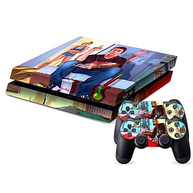 B-SKIN PS4 USB Bolsas e Cases - PS4 Novidades #