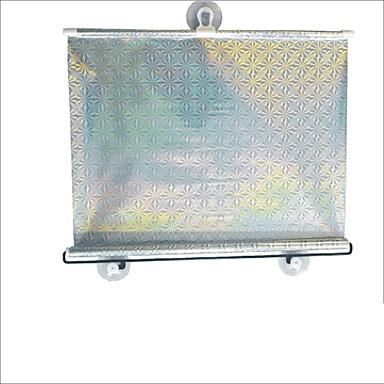 carking ™ versenkbare Fahrzeug Auto Fensterrollsonnensegel blinde Schutz mit Saugnäpfen (50 * 125)