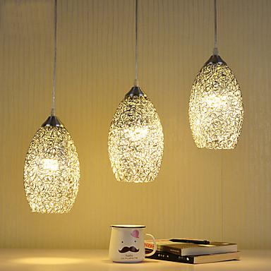 Modern/Zeitgenössisch Ministil Pendelleuchten Raumbeleuchtung Für Wohnzimmer Schlafzimmer Küche Esszimmer Studierzimmer/Büro Eingangsraum