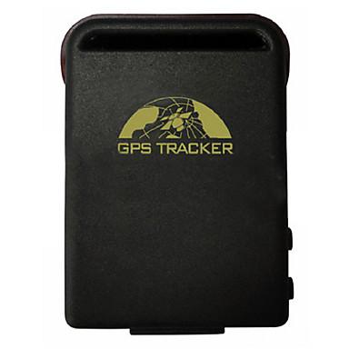 GPS-tracker Car Anti Theft Pet Anti Lost Child Anti Lost SOS Vibration Alarm Over Speed Alarm Geo Fence Alarm Placeringsoptegnelse GPRS