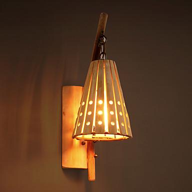 Vegglampe Nedlys MAX 60WW 110-120V 220-240V E26/E27 Land Maleri