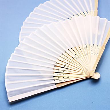 billige Vifter og parasoller-Fest / aften / Avslappet Materiale Bryllupsdekorasjoner Strand Tema / Hage Tema / Asiatisk Tema Vår / Sommer / Høst