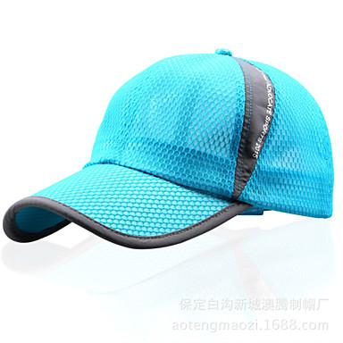 Hattu Miesten Naisten Unisex Ultraviolettisäteilyn kestävä Hengittävä Aurinkovoide varten Baseball