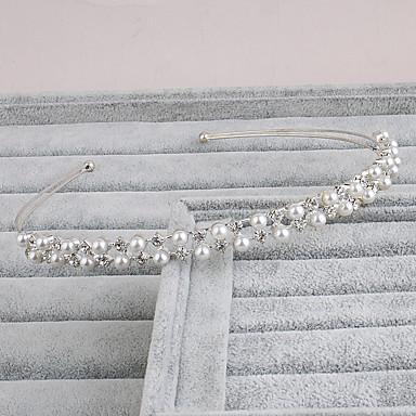 Perle Stirnbänder 1 Hochzeit Besondere Anlässe Normal Büro & Karriere Draussen Kopfschmuck