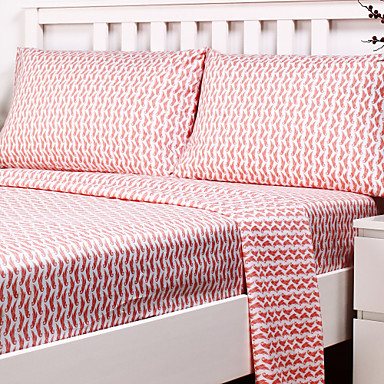 Blattsatz schrumpfte das Schleif Bett zu verdicken ist 4pcs Blätter Suite Bett mao dai li geschmeckt mit 12