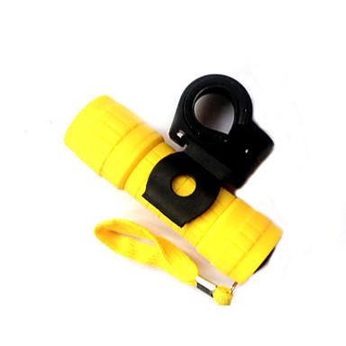LED Taschenlampen / Radlichter / Fahrradlicht LED - Radsport Einfach zu tragen AAA 100 Lumen Batterie Für den täglichen Einsatz / Radsport
