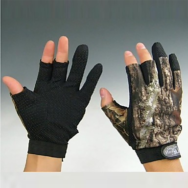 Handschuhe Windundurchlässig Wasserdicht Anti-Rutsch Schützend Winter Frühling Sommer Herbst Unisex Angeln