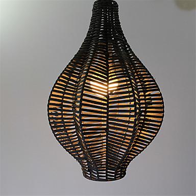 Függőlámpák ,  Régies (Vintage) Mások Funkció for LED Gyanta Nappali szoba Hálószoba Étkező Dolgozószoba/Iroda Folyosó 1 Égő