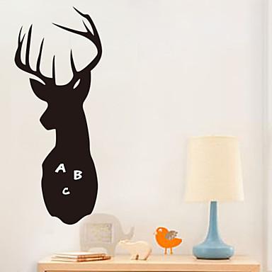 Dekorative Wand Sticker - Tafel Wandsticker Formen Wohnzimmer / Schlafzimmer / Badezimmer / Waschbar / Abziehbar / Repositionierbar
