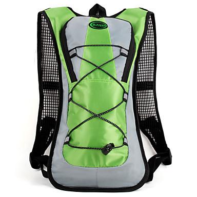 abordables Sacoches de Vélo-FJQXZ 5 L Pack d'Hydratation & Poche à Eau Etanche Sac de Vélo Térylène Sac de Cyclisme Sacoche de Vélo Camping / Randonnée Ski Escalade