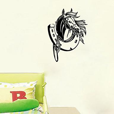 동물 모양 Fantasy 벽 스티커 동물의 벽 스티커 데코레이티브 월 스티커, 비닐 홈 장식 벽 데칼 벽