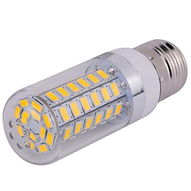 YWXLIGHT® 1500 lm E14 G9 E26/E27 LED-kornpærer T 60 leds SMD 5730 Varm hvit Kjølig hvit AC 110V AC 220V