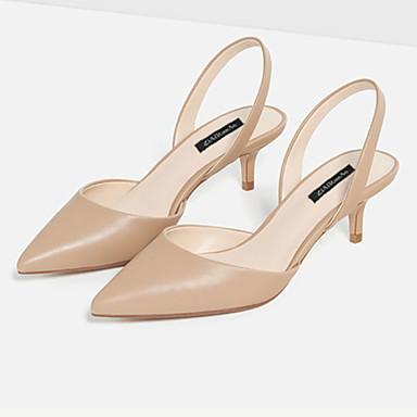 Boucle Chaussures Blanc Bas Talon 04952919 Femme Habillé Microfibre qdX4wxdTI