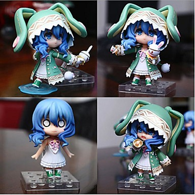 Anime Action-Figuren Inspiriert von Date A Live Yoshino PVC 10cm CM Modell Spielzeug Puppe Spielzeug
