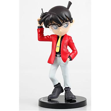 Anime Action-Figuren Inspiriert von Detektiv Conan Conan Edogawa PVC 18 CM Modell Spielzeug Puppe Spielzeug