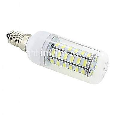 10W 1000 lm E14 G9 E26/E27 B22 LED-maissilamput T 48 ledit SMD 5730 Lämmin valkoinen Kylmä valkoinen AC 220-240V