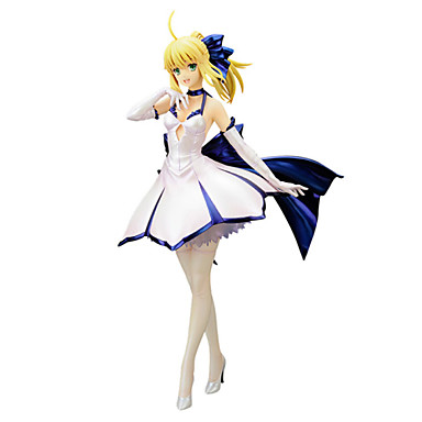 Anime Toimintahahmot Innoittamana Fate / stay night Cosplay PVC 27 cm CM Malli lelut Doll Toy