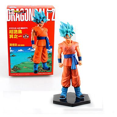 Anime Action Figurer Inspirert av Dragon Ball Cosplay PVC 17 CM Modell Leker Dukke