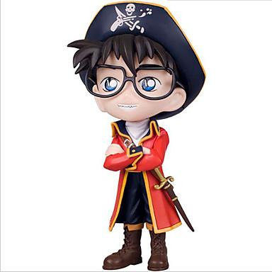 Anime Action Figurer Inspirert av Detektiv Conan Conan Edogawa PVC 18 CM Modell Leker Dukke