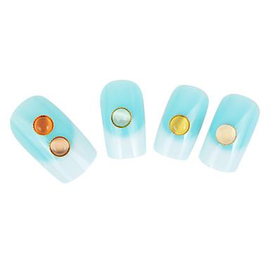 2,10/PCS Nail Art Decoration tekojalokivi Pearls meikki Kosmeettiset Nail Art Design