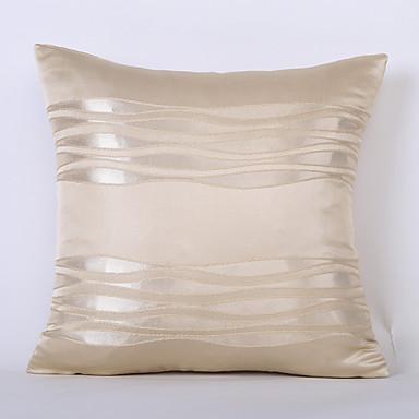 1 Stk. Polyester Pudebetræk, Stribet Moderne / Nutidig