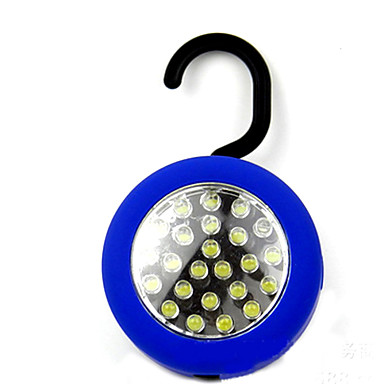 2 Lanterner & Telt Lamper LED 200 lm 2 Modus LED Nødsituasjon Camping/Vandring/Grotte Udforskning Dagligdags Brug Lilla