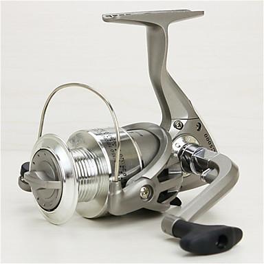 Orsók 5.5:1 8.0 Golyós csapágy cserélhető Tengeri halászat Sodort Folyóvíz horgászat Általános horgászat-SC5000