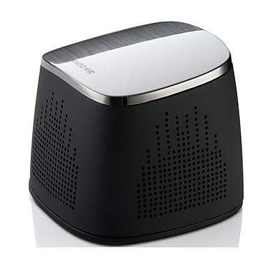 Interior Bluetooth Portátil Bluetooth 3.0 AUX 3.5mm USB Altofalante de Estante Branco Preto Rosa claro