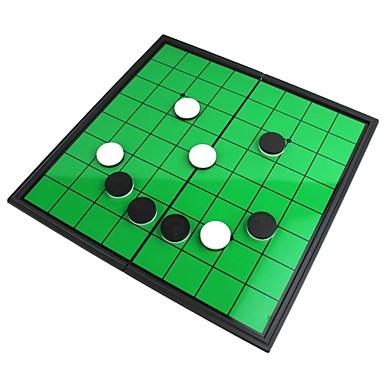 sjakkspill spillet Toy magisk Cube Hastighet Firkantet Metall / Plast / Aluminium Grå Til barn