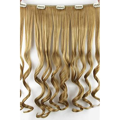 test hullám arany európa emberi haj csipke paróka 1011