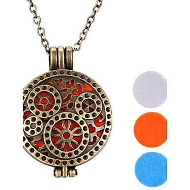 Modische Halsketten Anhängerketten Schmuck Hochzeit / Party / Alltag / Normal Aleación Kupferrot 1 Stück Geschenk