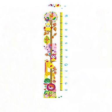 Animais / Botânico / Moda Wall Stickers Autocolantes de Aviões para Parede,PVC 50*70CM