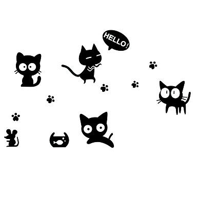 Animais / Desenho Animado / Palavras e Citações / Vida Imóvel / Moda / Lazer Wall Stickers Autocolantes de Aviões para Parede,PVC