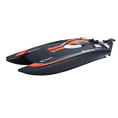 povoljno Radio kontrole Boats-RC Brod Double Horse 7014 Gliser plastika / ABS 3 pcs kanali 25 km/h Km / h