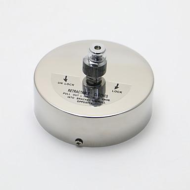 Fürdőszobai kütyü Kortárs Rozsdamentes acél 1 db - Fürdőszoba fürdő szervezet
