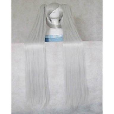 Συνθετικές Περούκες Ίσιο Γυναικεία Καρναβάλι περούκα Απόκριες Περούκα Συνθετικά μαλλιά
