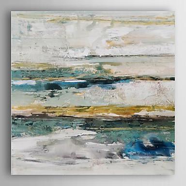 kézzel festett olajfestmény absztrakt szépség fúziós feszített keret 7 fal arts®
