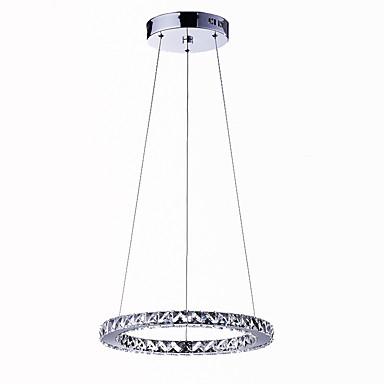 מודרני / עכשווי מנורות תלויות Ambient Light - קריסטל / LED, 110-120V / 220-240V, לבן חם / לבן קר, LED מקור אור כלול