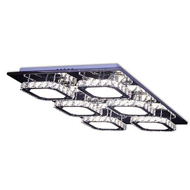 8Watt Modern/kortárs Kristály / LED Króm Fém Mennyezeti lámpa Nappali szoba / Hálószoba / Étkező / Dolgozószoba/Iroda / Folyosó