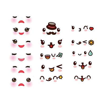Animaux / Bande dessinée / Romance / Nature morte / Mode / Vacances / Paysage / Forme / Fantaisie Stickers muraux Stickers avion,PVC65cm